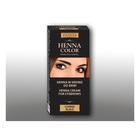 Крем-краска для бровей Venita henna color professional, черная, 15 мл