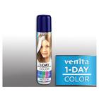 Оттеночный спрей для волос 1-day color, 01 снежная бель, 50 мл