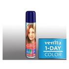 Оттеночный спрей для волос 1-day color, 04 красная искра, 50 мл