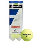 Мяч теннисный BABOLAT Championship 3B,арт.501039,  3 шт, ITF