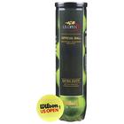 Мяч теннисный WILSON US Open Extra Duty, арт. WRT116200, ITF и USTA