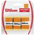 Овергрип Wilson Pro Soft Overgrip, арт. WRZ4040GO, 0,5 мм