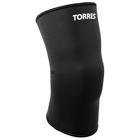 Суппорт колена закрытый TORRES, размер M