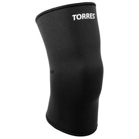 Суппорт колена закрытый TORRES, размер L