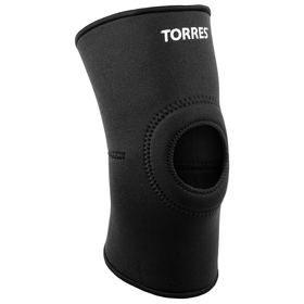 Суппорт колена открытый TORRES, размер L