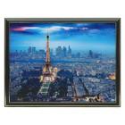 """Картина """"Вечерний Париж"""" 33*43 см"""