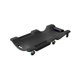 Лежак WIEDERKRAFT WDK-84068, подкатной, пластиковая основа, поролоновый матрац для головы Ош