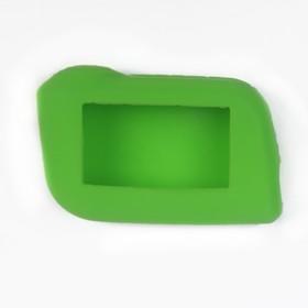 Чехол брелока силиконовый для Starline модель, А93, А63, цвет МИКС