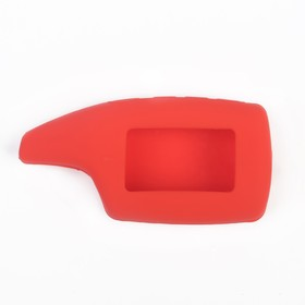 Чехол брелока силиконовый для Scher-Khan модель, LOGICAR A, В, цвет МИКС