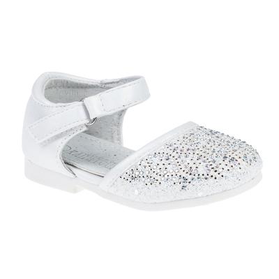 Туфли для девочек арт. С8347 (белый) (р. 21)