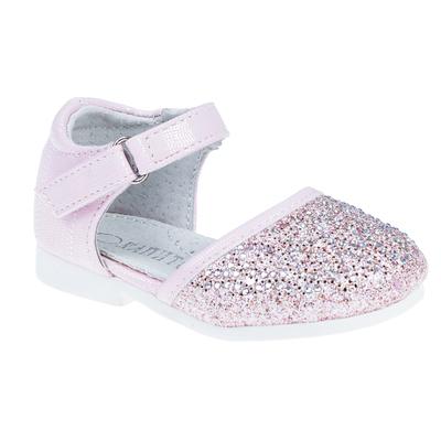 Туфли для девочек арт. С8348 (розовый) (р. 19)