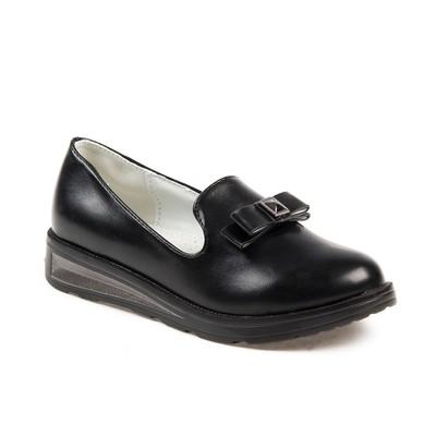 Туфли для девочек арт. С7344 (черный) (р. 37)
