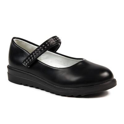 Туфли для девочек арт. С7376 (чёрный) (р. 32)