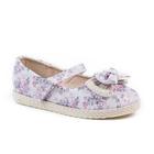 Туфли для девочек арт. С7506 (фиолетовый) (р. 30)