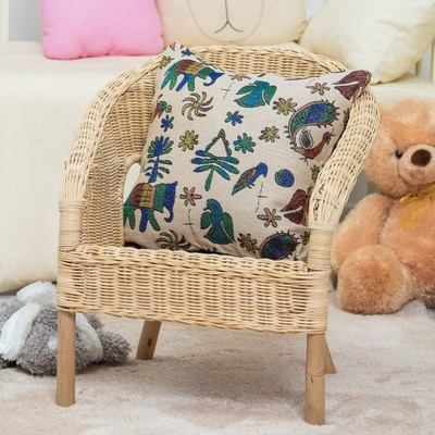 "Pillow case decorative ""Ethel"" In a fairy tale 40x40 ± 2 cm"