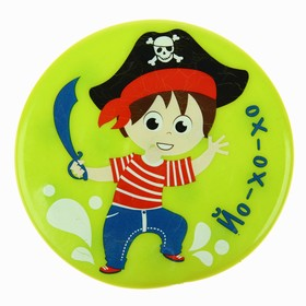 УЦЕНКА Мини-коврик для ванны на присосках «Пират. Йо-хо-хо!»