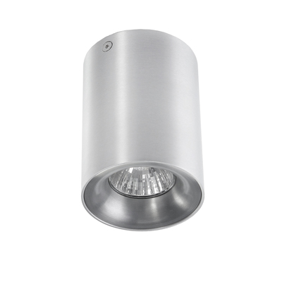 Светильник потолочный Luazon под лампу GU10, 110 х 80 мм, АЛЮМИНИЙ
