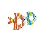Круг для плавания Рыбки 77х76 см, от 3-6 лет 59223NP МИКС