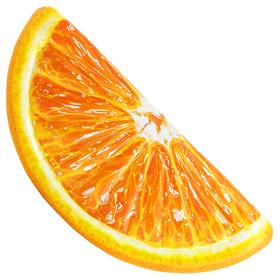 Матрас для плавания «Апельсиновая долька», 178 х 85 см, 58763EU