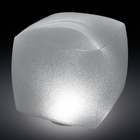 """Плавающая подсветка """"Ледяной куб"""", 23*23*22см"""