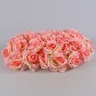 Букет на а/м малый, чайная роза