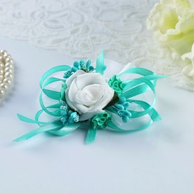 Set of flowers into the hands of the bridesmaids, Tiffany, 2 PCs