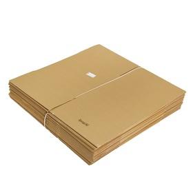Коробка картонная 35 х 34 х 34 см Ош
