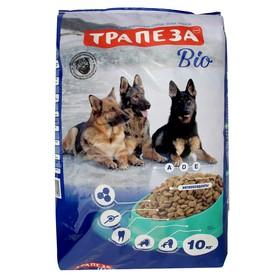 """Сухой корм """"Трапеза БИО"""" для взрослых собак с нормальной активностью, 10 кг"""