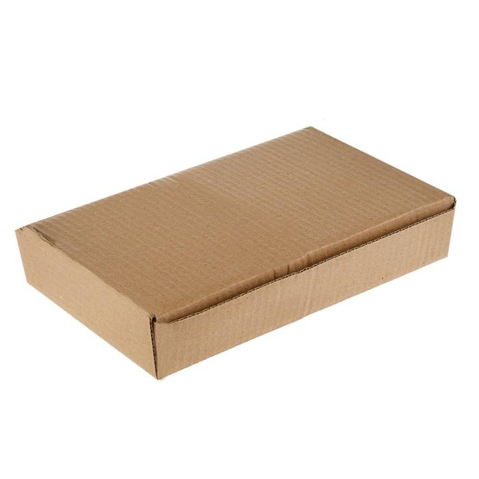 Коробка картонная, почтовая, 27 х 16,5 х 5 см, Т-23
