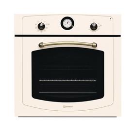 Духовой шкаф Indesit IFVR 801 H OW, электрический, 65 л, очистка паром, класс А, бежевый