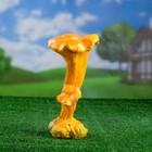 """Садовая фигура """"Лисички грибочки"""" 25см"""