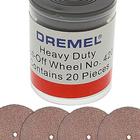 Круг отрезной Dremel 2615042032, 24мм
