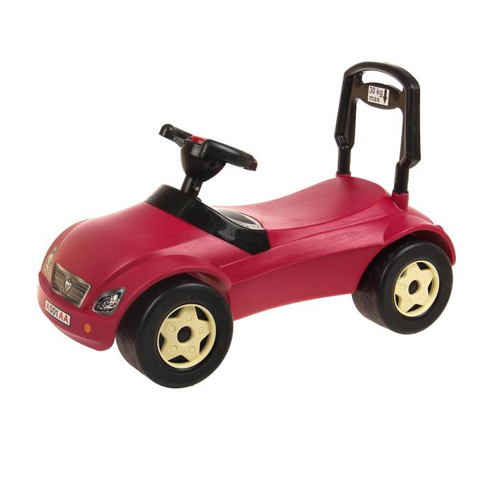 Толокар «Машинка», красный