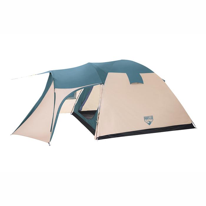 Палатка Hogan, 5-местная, (200+305) х 305 х 200 см, 68015 Bestway