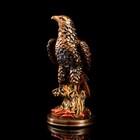 """Статуэтка """"Орёл"""" 31 см, бронза , микс"""