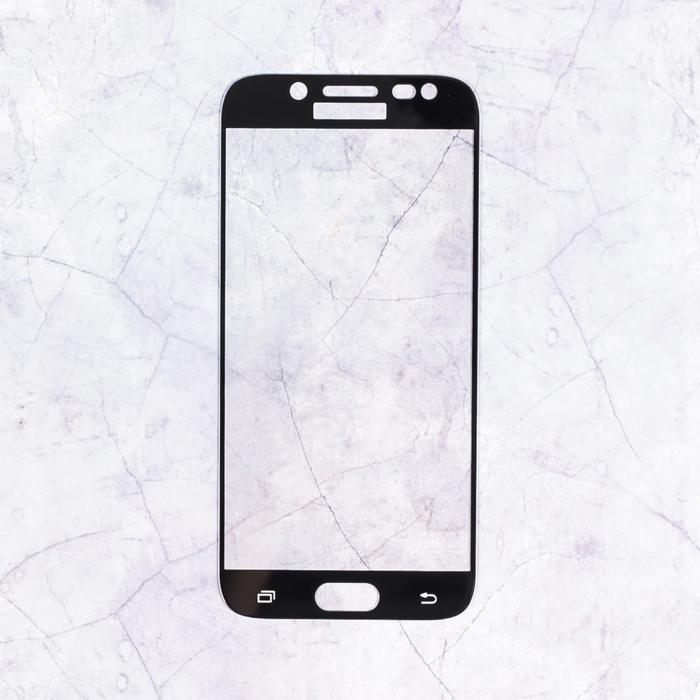 Защитное стекло Mobius для Samsung J5 2017 3D Full Cover, черное