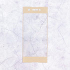 Защитное стекло Mobius для Sony Xperia XA1 3D Full Cover (Gold)