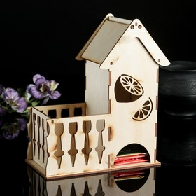 "Чайный домик ""Чай с бергамотом"""