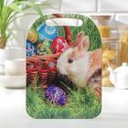 Доска разделочная «Пасхальный кролик»