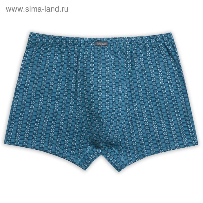 Трусы мужские, размер XL, цвет джинс MUHB6686