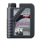 Моторное масло LiquiMoly 4Т 10W-40 ATV Motoroil, 1 л