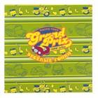 Записная книжка 150х150 мм 50 листов на клею «Веселые гонки», картонная обложка, матовая ламинация, дизайнерский блок, 2 вида микс