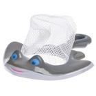 Игрушки для купания «Поймай рыбку», сачок - фото 105533875