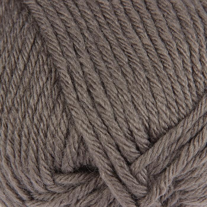 """Пряжа """"Sport wool"""" 25% шерсть, 75% акрил 120м/100г (922 серый) - фото 703701168"""