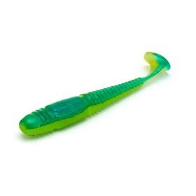 Виброхвост LJ pro series tioga съедобный 10 см T50, (набор 5 шт)