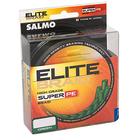 Леска плетёная Salmo Elite Braid Green 125 м, d=0,15 мм, тест 7,4 кг
