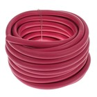 Шланг, ПВХ, d = 18 мм, стенка 2.5 мм, L = 20 м, 1-слойный, красный