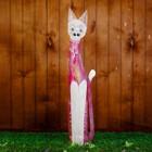 """Сувенир дерево """"Кошка"""" 16,5х7х100 см"""
