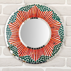 """Panels mirror """"Red star"""" 40х1х40 cm"""