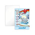 Картон белый А4 8л BRAUBERG Kids series, Барсик, 200х290мм, 124759